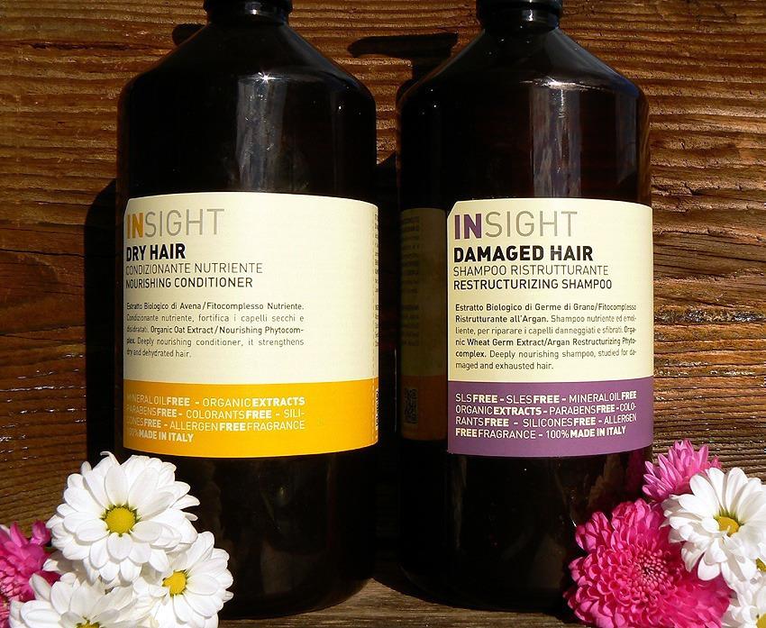 Косметика для волос insight официальный сайт