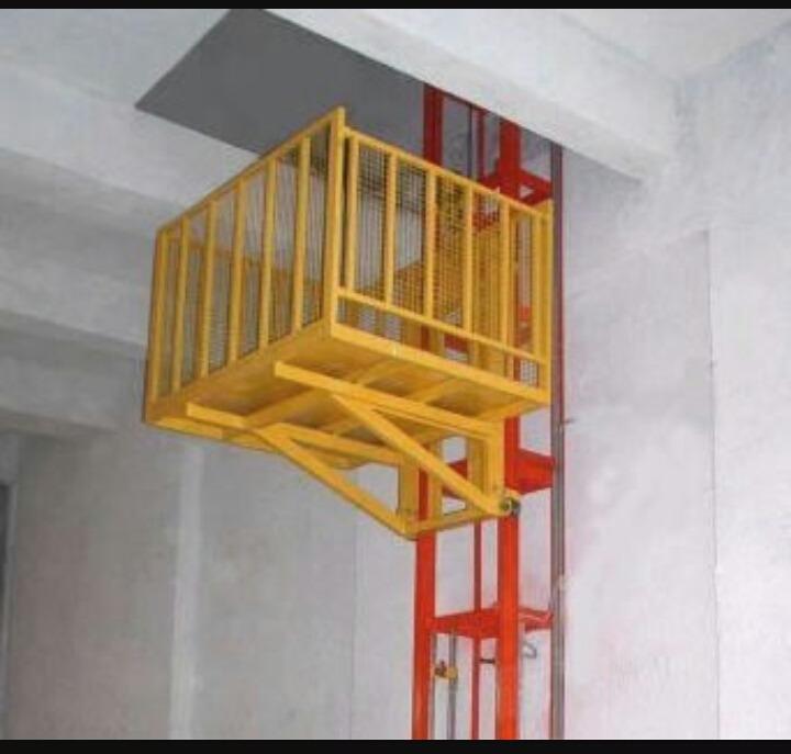 Лифт дома своими руками