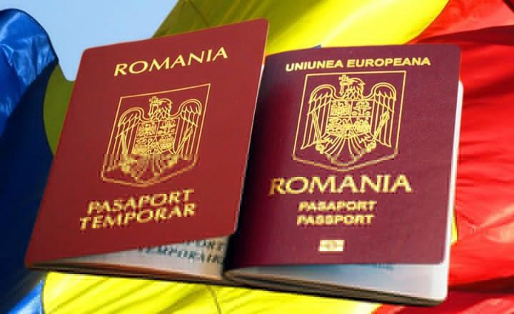 Imagini pentru pasaport roman photos