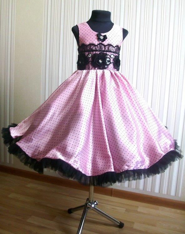 Сшить платье строгое на девочку 13 лет