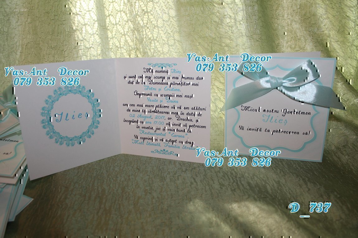 Plicuri Bomboniere Invitații Cumatrie Nunta