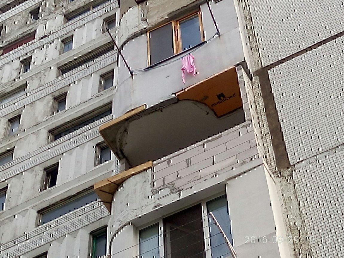 Расширение балконов 143 серии, ремонт балконов, остекление, .