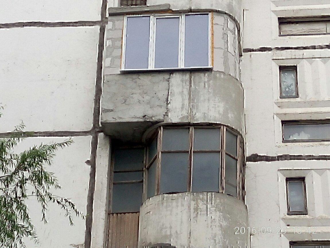 Расширение и ремонт балконов кишинев! откосы на окна! кладка.