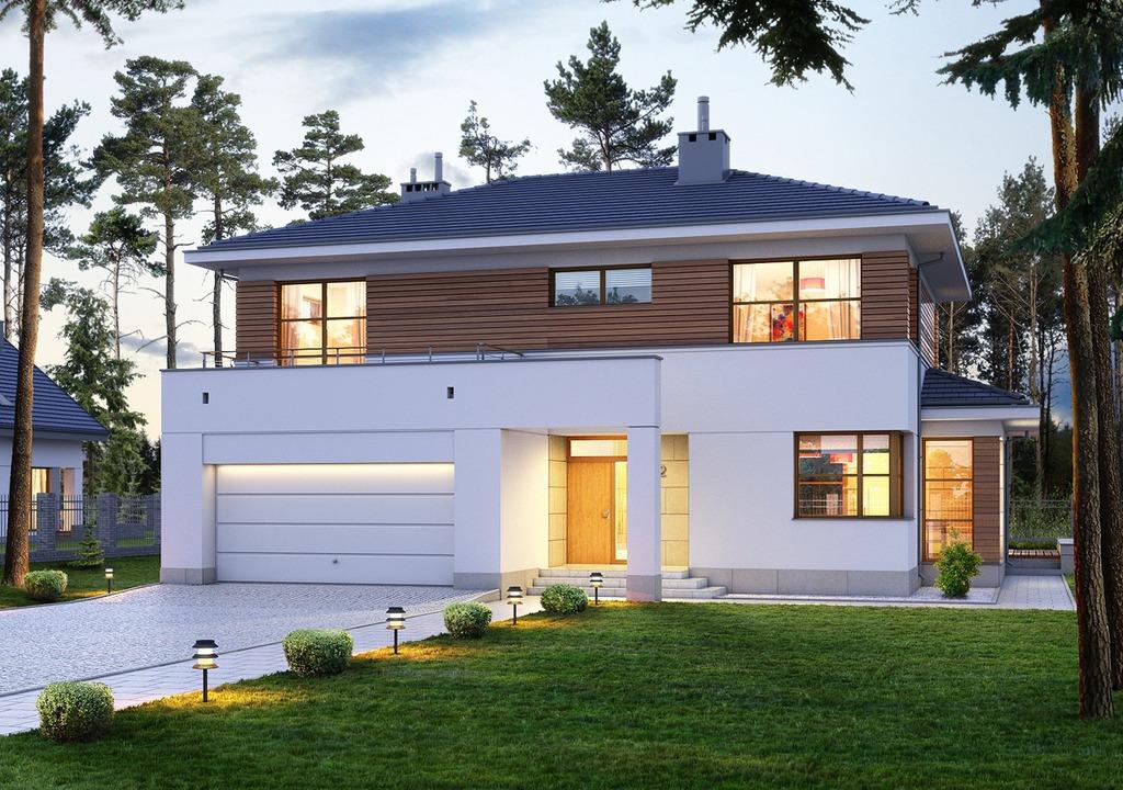 строительство дешевых европейских домов NORVEG