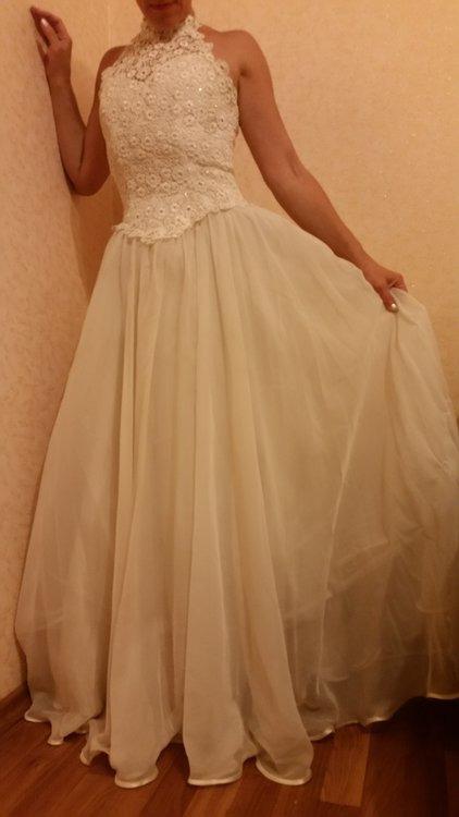 Платье пошитое на заказ