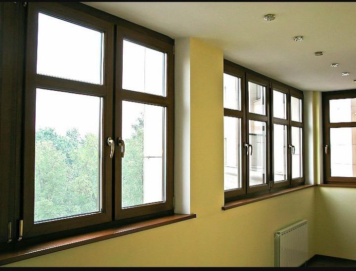 Окна, двери пвх, алюминий (производство) - объявления окон д.