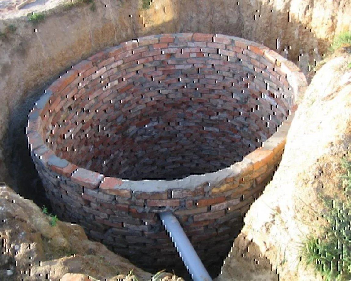 Как сделать выгребную яму?