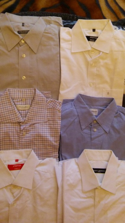 6cc7f748c7c519c Дешево! Фирменные рубашки мужские, костюмы, галстуки и туфли.
