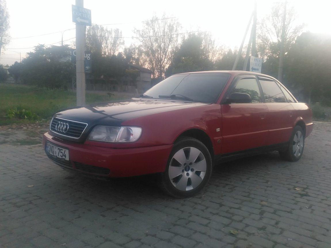 Audi A6 1900