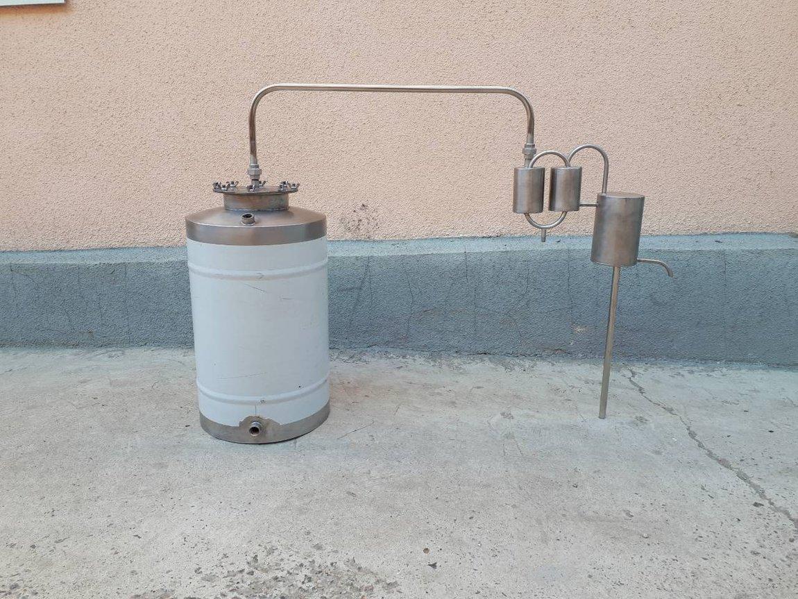 Самогонный аппарат бочка как сделать самогонный аппарат в домашних условиях из соковарки