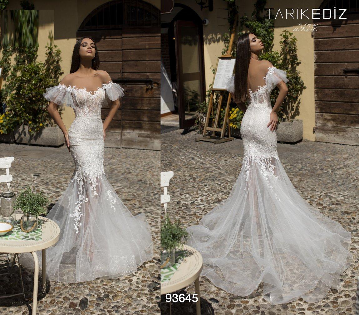 1b081afe2c93b3e ... Волшебные свадебные платья Tarik Ediz и Jovani - в наличии и на заказ  ...