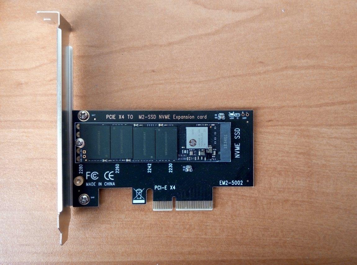 Скоростной SSD HP EX900 250G M  2 NVMe  Ракета в миникорпусе