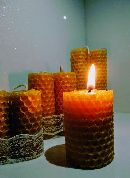 Lumanari свечи