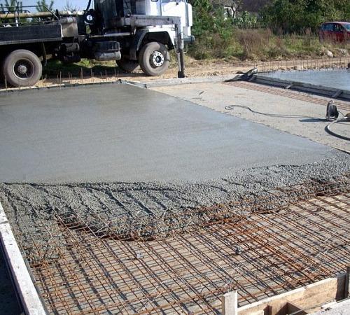 бетон пмр