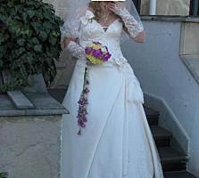 Свадебное платье от модельера Оксана Муха
