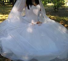 Продам или сдам в аренду свадебное платье. 500 р.