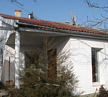 Каменный дом в районе центральной автостанции города Тирасполя.
