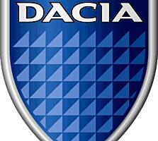Запчасти на Dacia Logan. Sandero. Новая поставка.