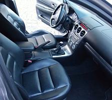 Mazda 6. Дизель, 136 л, с, 2004