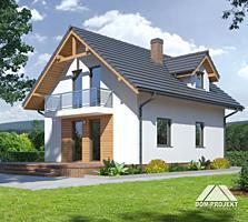 Casa cu mansarda 145 M2 la doar 32625 euro!