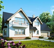 Уютный тёплый дом 176 м2 + гараж + терраса!