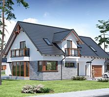 Casa eficienta termic cu design clasic 157 m2!!!