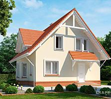 Casa 140 m2 cu o rezistenta maxima la doar 28700 euro!