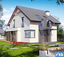 Cel mai nou proiect!!! Casa 153 m2 la doar 31365 euro!