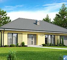 Casa cu un etaj 155 m2 eficienta termic!