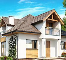 Casa 178 mp cu doua nivele, eficienta termic!!!