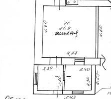 2-комнатная на земле