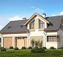 Casa din caramida Bioblock 141 mp la doar 37365 euro.