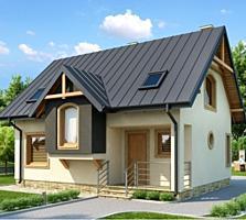 Casa 136 mp in doua nivele cu o termoizolare eficienta