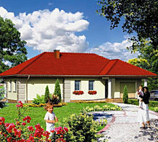 Casa termoizolata 144 m2 cu un etaj,