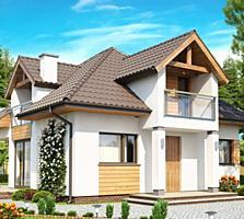 Stiai ca constructia casei consta doar din 9 pasi.