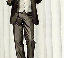 Итальянский костюм тройка
