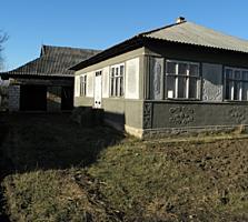 Продается новый недостроенный дом в с. Чобручи.