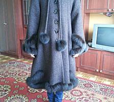 Пальто женское р-р 46-48, 1700 рублей