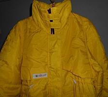 Пальто демисезонное. Болонья на синтепоне размер 52-54 - 400 лей