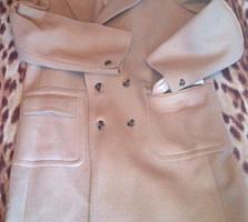 Продам мужское новое пальто 100% шерсть