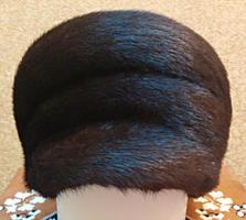 Продаются новые норковые шапки. Женские. Размер 56-57.