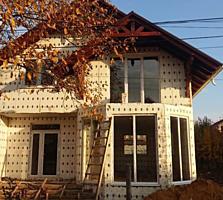 Casa din cotilet, 30 ani garantie, in timp record.