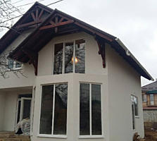 Casa din cotеlet, termoizolata, rezistenta.