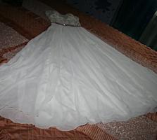 Платье S и болеро б/у