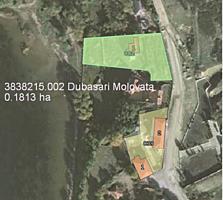 Se vinde teren pentru constructii r-l. Dubasari, s. Molovata 0.1813 ha.