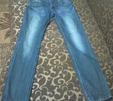 Новые фирменные мужские подростковые джинсы
