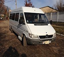 Продам Mercedes Sprinter с маршрутом №20,5,10 Тирасполь-Бендеры. 9000 $