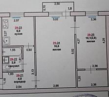 Квартира в центре Бендер