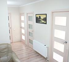Центр Grigore Vieru уютная квартира 47m2 Mansarda