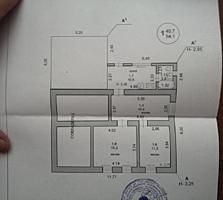 3 комнаты, самый центр Бендер. Продажа. Обмен.